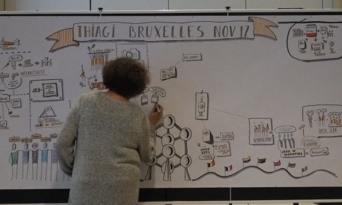 Atelier de facilitation visuelle